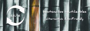 Bastoncillos Reutilizables, la alternativa Eco-Friendly | Photo by Bundo Kim | Unsplash