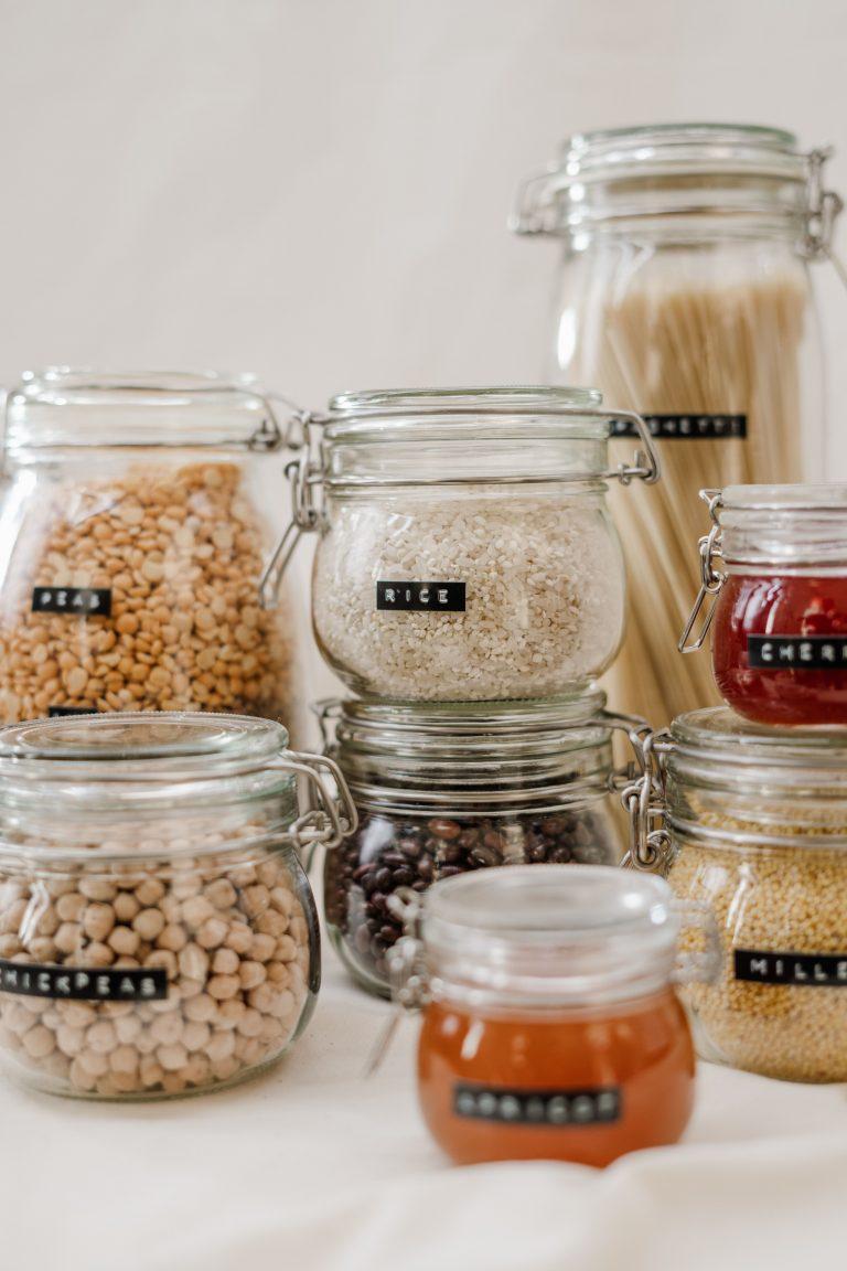 Reutiliza los Botes y pon Orden en tu Cocina   Photo by Cottonbro   Pexels
