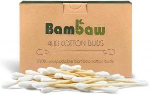 Bastoncillos para los oídos de bambú | Bambaw