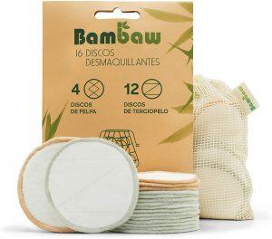 Discos Desmaquillantes Lavables | Bambaw