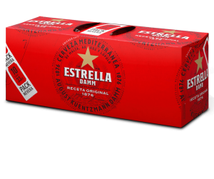 pack_latas_estrella_10   Estrella Damm, Compromiso Sostenible